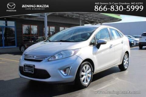 2011 Ford Fiesta for sale at Bening Mazda in Cape Girardeau MO