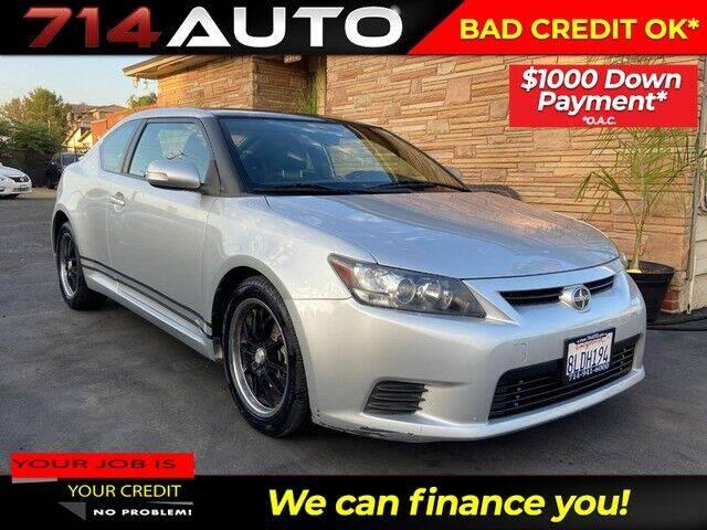 2011 Scion tC for sale at 714 Auto in Orange CA