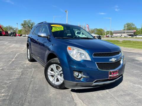 2010 Chevrolet Equinox for sale at A & S Auto and Truck Sales in Platte City MO