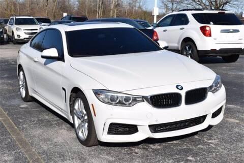 2015 BMW 4 Series for sale at BOB ROHRMAN FORT WAYNE TOYOTA in Fort Wayne IN