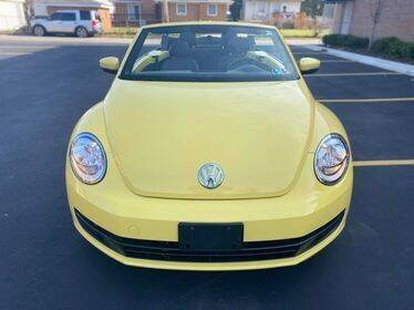 2013 Volkswagen Beetle Convertible for sale at Dymix Used Autos & Luxury Cars Inc in Detroit MI