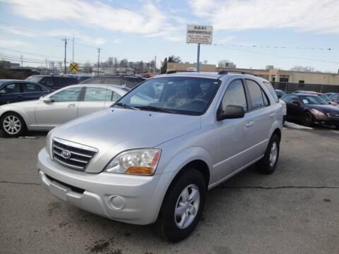 2008 Kia Sorento for sale at A&S 1 Imports LLC in Cincinnati OH