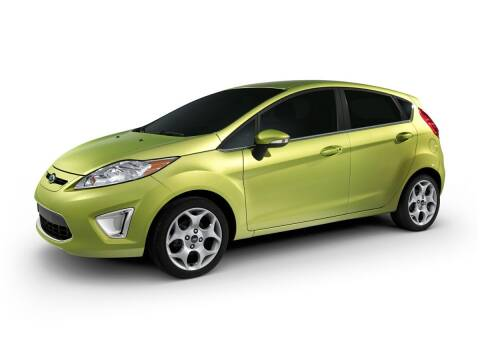 2013 Ford Fiesta for sale at TTC AUTO OUTLET/TIM'S TRUCK CAPITAL & AUTO SALES INC ANNEX in Epsom NH