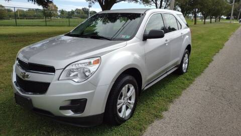 2013 Chevrolet Equinox for sale at Hern Motors in Hubbard OH