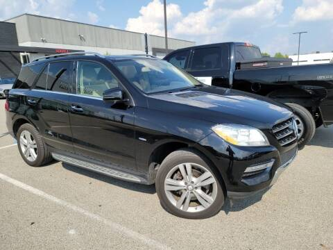 2012 Mercedes-Benz M-Class for sale at Coast to Coast Imports in Fishers IN