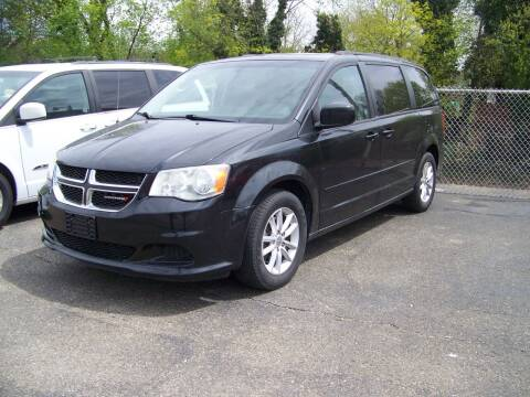 2014 Dodge Grand Caravan for sale at Collector Car Co in Zanesville OH