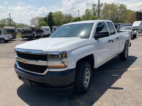 2018 Chevrolet Silverado 1500 for sale at A 1 Motors in Monroe MI