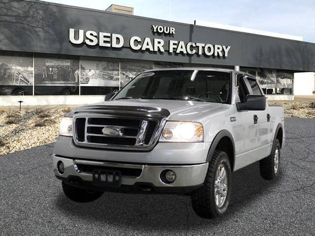 2007 Ford F-150 for sale at JOELSCARZ.COM in Flushing MI