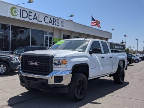 2015 GMC Sierra 2500HD for sale at Ideal Cars in Mesa AZ