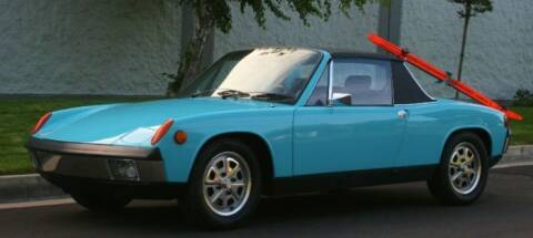 1974 Porsche 914 for sale at Classic Car Deals in Cadillac MI