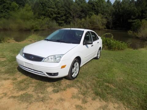2007 Ford Focus for sale at S.S. Motors LLC in Dallas GA