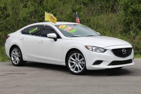 2015 Mazda MAZDA6 for sale at McMinn Motors Inc in Athens TN