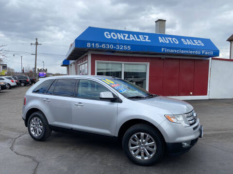 2010 Ford Edge for sale at Gonzalez Auto Sales in Joliet IL