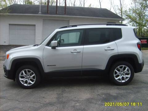 2015 Jeep Renegade for sale at Northport Motors LLC in New London WI
