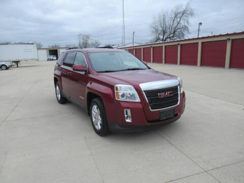 2011 GMC Terrain for sale at Perfection Auto Detailing & Wheels in Bloomington IL