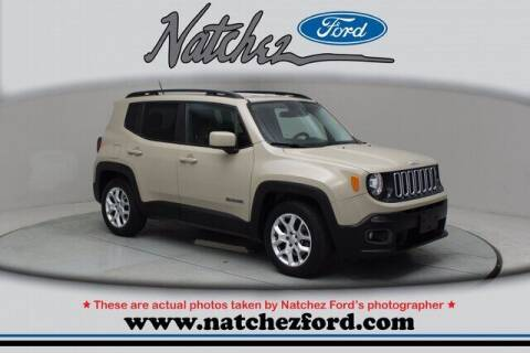 2015 Jeep Renegade for sale at Auto Group South - Natchez Ford Lincoln in Natchez MS