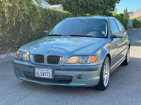 2002 BMW 3 Series for sale at ZaZa Motors in San Leandro CA