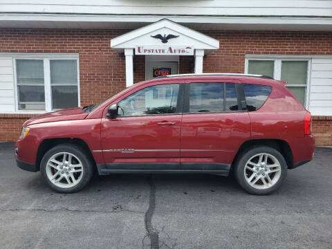 2011 Jeep Compass for sale at UPSTATE AUTO INC in Germantown NY