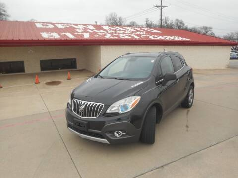2013 Buick Encore for sale at DFW Auto Leader in Lake Worth TX