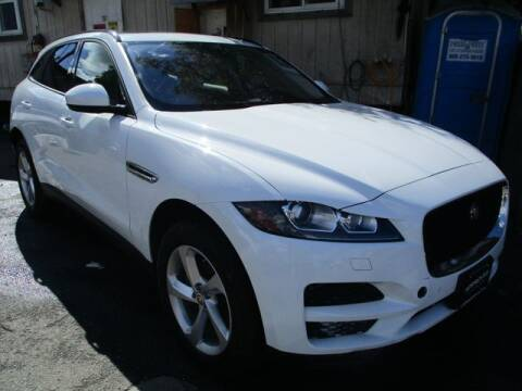 2018 Jaguar F-PACE for sale at MIKE'S AUTO in Orange NJ
