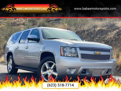 2013 Chevrolet Suburban for sale at Baba's Motorsports, LLC in Phoenix AZ
