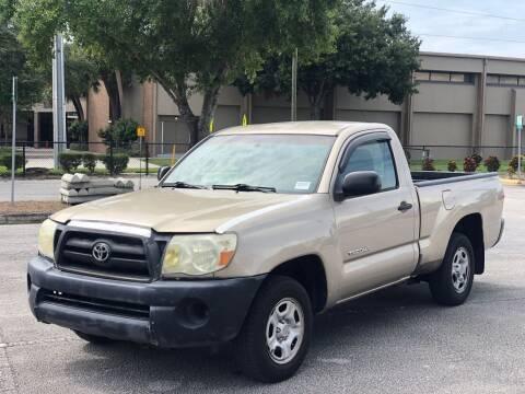 2007 Toyota Tacoma for sale at Carlando in Lakeland FL