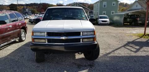 1998 Chevrolet C/K 2500 Series for sale at Sissonville Used Cars in Charleston WV