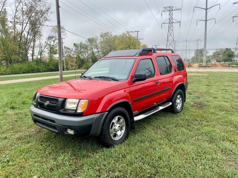2001 Nissan Xterra for sale at Siglers Auto Center in Skokie IL
