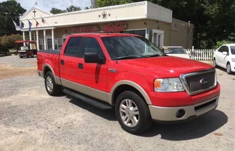 2008 Ford F-150 for sale at Townsend Auto Mart in Millington TN