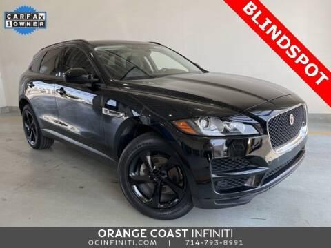 2018 Jaguar F-PACE for sale at ORANGE COAST CARS in Westminster CA