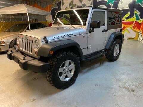 2010 Jeep Wrangler for sale at Boston Auto Cars in Dedham MA