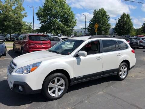 2013 Subaru Outback for sale at BATTENKILL MOTORS in Greenwich NY