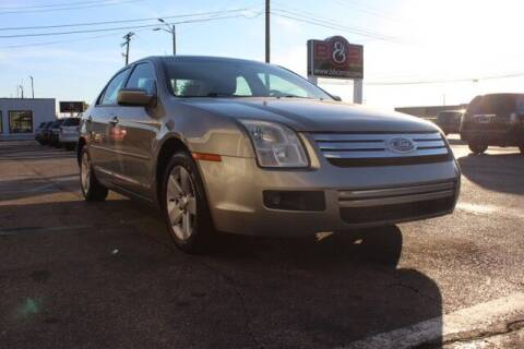 2009 Ford Fusion for sale at B & B Car Co Inc. in Clinton Township MI