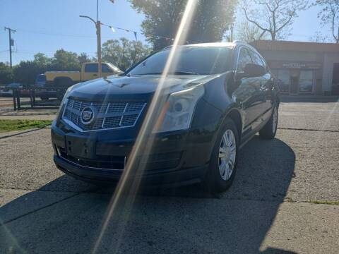 2010 Cadillac SRX for sale at Lamarina Auto Sales in Dearborn Heights MI