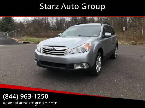 2012 Subaru Outback for sale at Starz Auto Group in Delran NJ