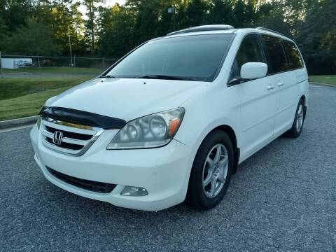 2007 Honda Odyssey for sale at Final Auto in Alpharetta GA