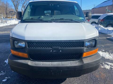 2010 Chevrolet Express Passenger for sale at YASSE'S AUTO SALES in Steelton PA