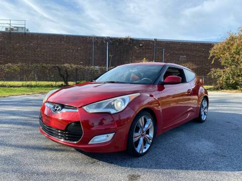 2012 Hyundai Veloster for sale at RoadLink Auto Sales in Greensboro NC