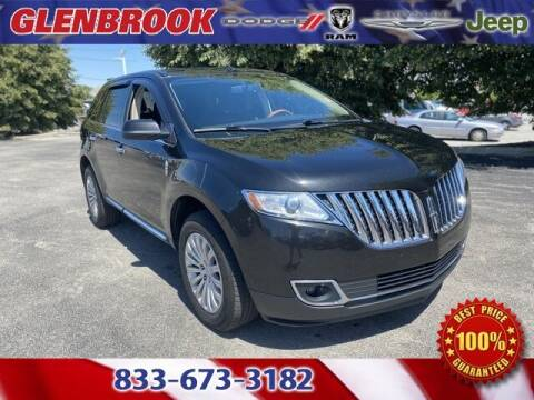 2013 Lincoln MKX for sale at Glenbrook Dodge Chrysler Jeep Ram and Fiat in Fort Wayne IN