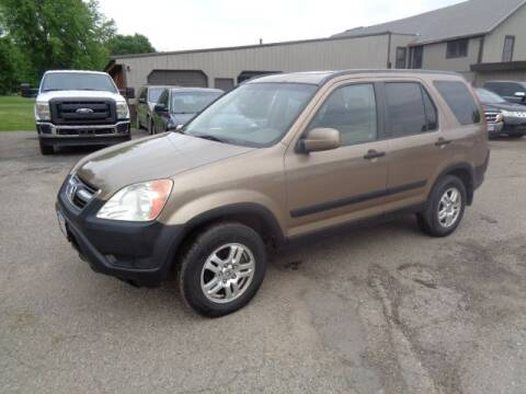 2003 Honda CR-V for sale at COUNTRYSIDE AUTO INC in Austin MN