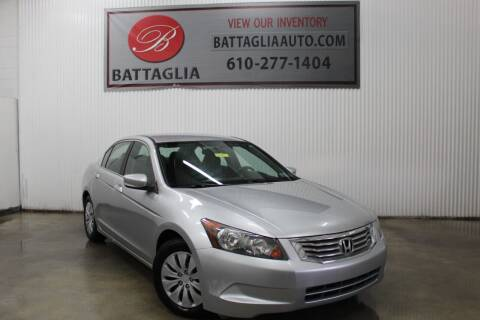 2009 Honda Accord for sale at Battaglia Auto Sales in Plymouth Meeting PA