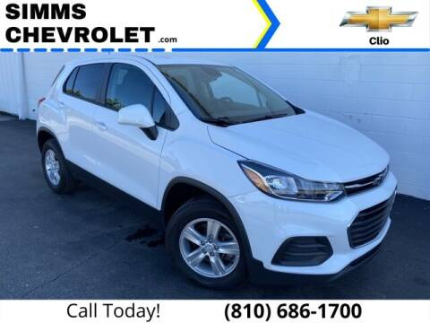 2019 Chevrolet Trax for sale at Aaron Adams @ Simms Chevrolet in Clio MI