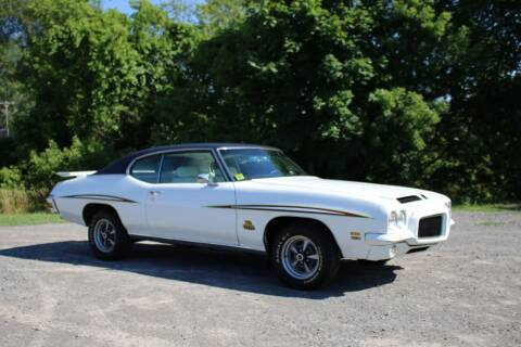 1971 Pontiac Le Mans for sale at Great Lakes Classic Cars & Detail Shop in Hilton NY