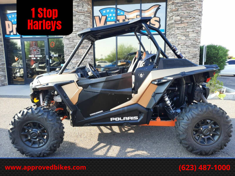 2014 Polaris Rzr XP 1000 for sale at 1 Stop Harleys in Peoria AZ