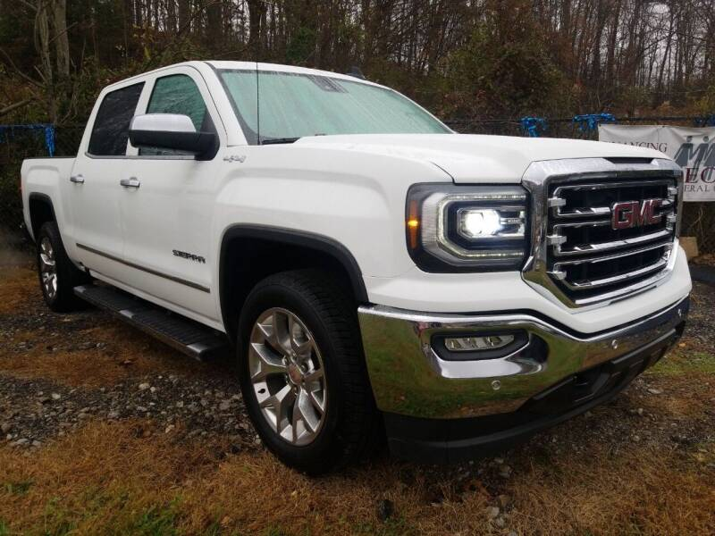 2018 GMC Sierra 1500 for sale at W V Auto & Powersports Sales in Cross Lanes WV