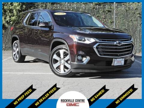 2020 Chevrolet Traverse for sale at Rockville Centre GMC in Rockville Centre NY
