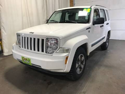2008 Jeep Liberty for sale at Frogs Auto Sales in Clinton IA