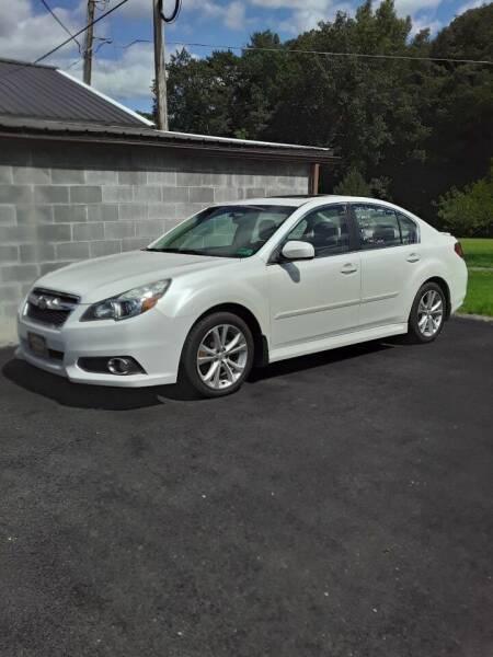 2013 Subaru Legacy for sale at STAR CITY PRE-OWNED in Morgantown WV