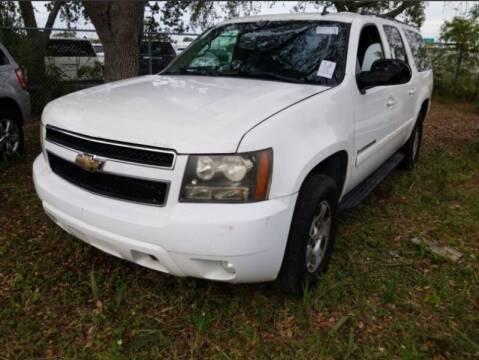 2007 Chevrolet Suburban for sale at JacksonvilleMotorMall.com in Jacksonville FL