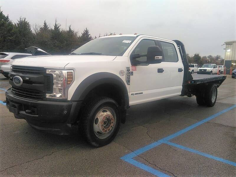 2019 Ford F-550 Super Duty for sale at KA Commercial Trucks, LLC in Dassel MN